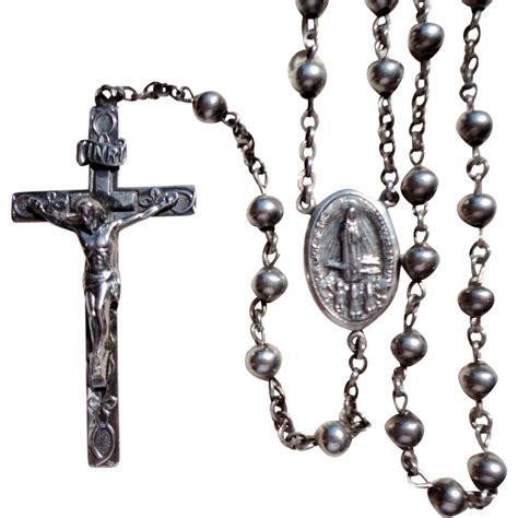 best rosary deco sterling silver rosary best kept secrets ruby