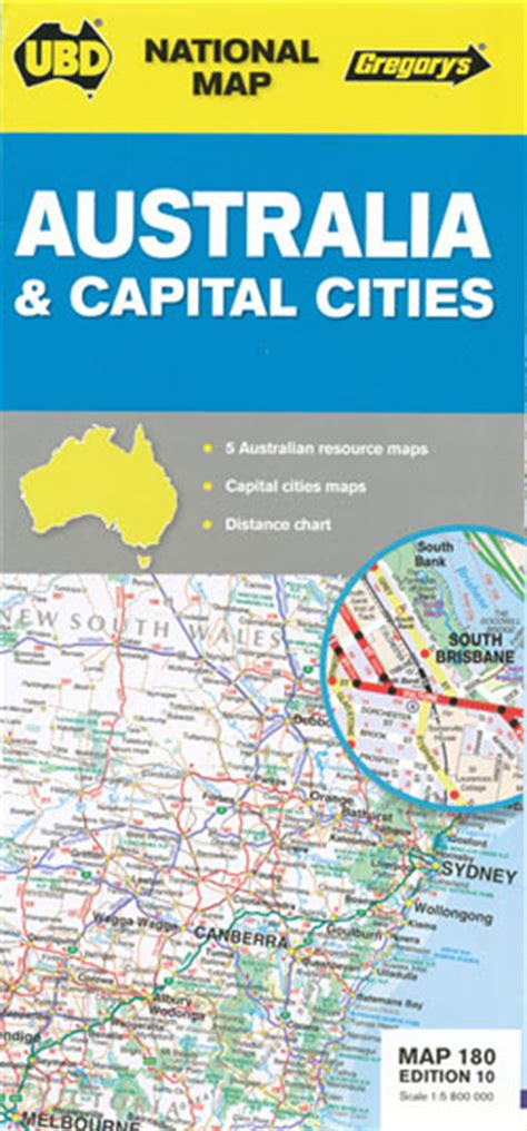 picture book publishers australia australia 180 10th edition ubd maps books travel