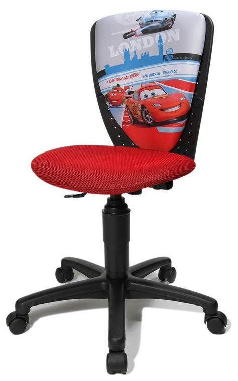 chaise bureau enfant fauteuil enfant cars fauteuil de bureau enfant