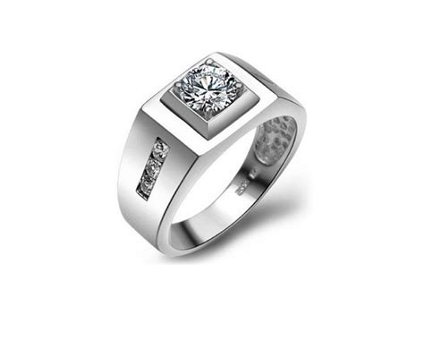 8 for a s 24k white gold polished ring buytopia