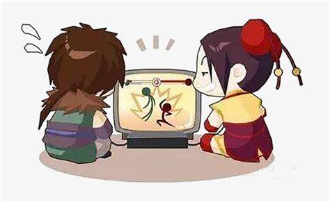 imagenes de niños viendo tv dos ni 241 os viendo tv watch tv los ni 241 os miran la tv en
