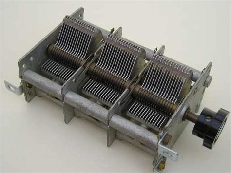 beehive trimmer capacitor variable capacitor list