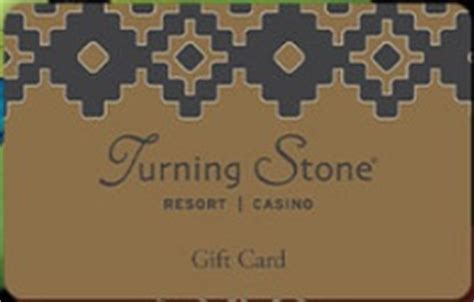 Casino Gift Card - buy turning stone resort casino gift cards at a discount giftcardplace