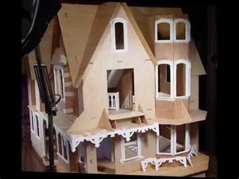 Garfield victorian dollhouse mansion construction part 1 youtube