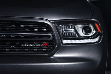 black durango srt 2014 dodge durango srt8 black top auto magazine