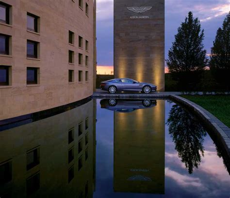 aston martin factory gaydon headquarters aston martin