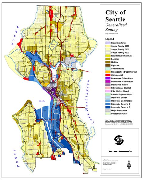 seattle parking zone map look at the amount of space in seattle dedicated to single