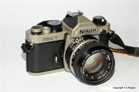 nikon fm2 t tim rogers photo