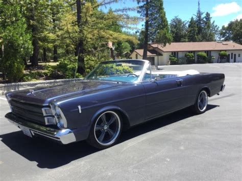 Car Upholstery San Jose 1966 Ford Galxie 500 Convertible