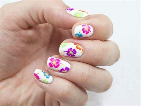 astonishing flower nail designs  inspiration sheideas