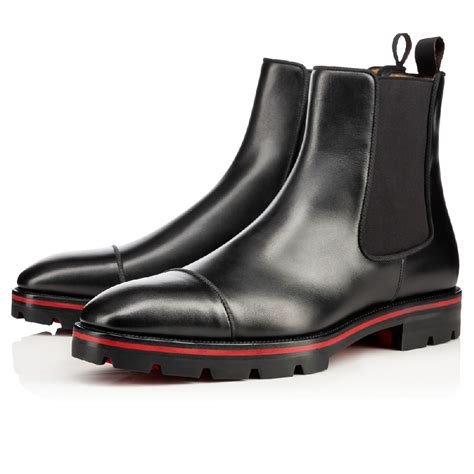 louboutin boots for christian louboutin mens boots