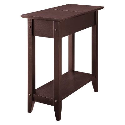 american flip top desk american heritage flip top brown convenience