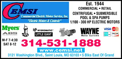 Commercial Electric Motor by Commercial Electric Motor Service Inc Louis Mo