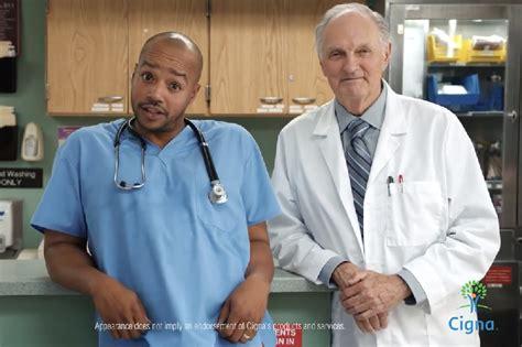 cigna emergency room tv doctors of america and cigna encouraging annual check ups seasons