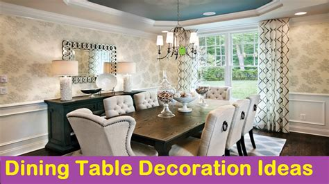 dining room table decoration ideas dining table decoration ideas