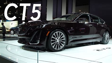 2020 Cadillac Ct5 Mpg by 2019 New York Auto Show 2020 Cadillac Ct5 Consumer Reports