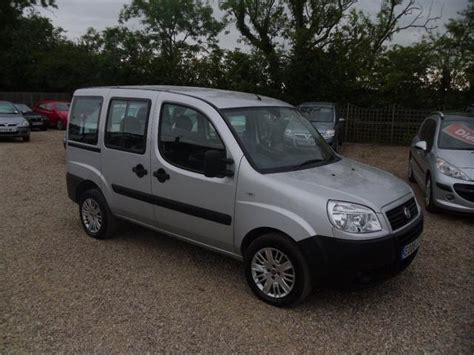 used fiat doblo 2008 model 1 3 multijet active 5dr diesel