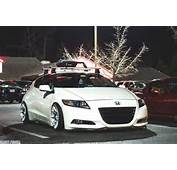 CRZ STANCE STANCED WHITE  Cars Pinterest Honda Slammed And