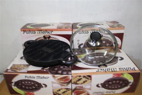 Cetakan Kue Lumpur Lubang 7 Datar cetakan kue bhan teflon snac marker murah paling laku
