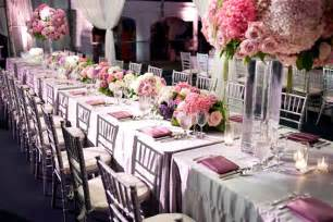 Wedding Table Linen Rental - wedding table rental pink