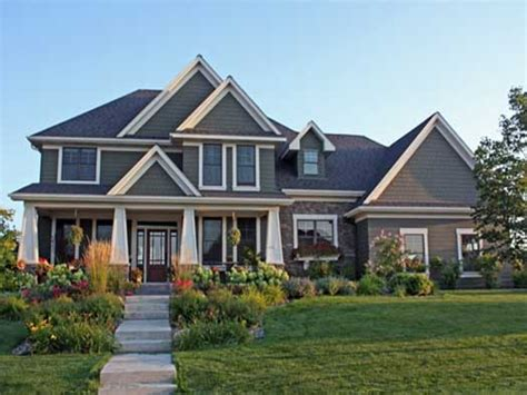 Craftsman Style House Plans With Basement by 2 Story Craftsman Style House Plans Craftsman Style With