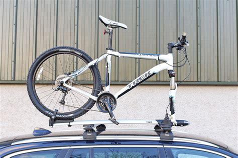 used thule bike rack thule sprint best bike racks 2016 group test auto express