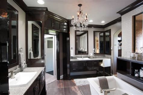 home design and restoration restoration hardware style home transitional bathroom