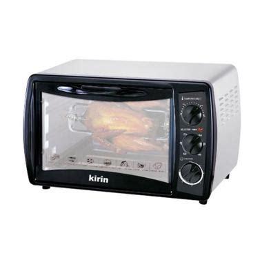 Oven Listrik Kirin 20 Liter jual kirin kbo 190 ra oven listrik 19 l harga