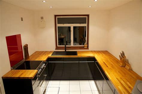 Pre Cut Kitchen Worktops Prime Oak Worktop Gallery