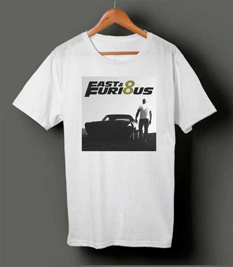 Vest Hoodie Zipper Fast And Furious 8 Ff8 Jaket Rompi Sweater Keren fast furious 8 t shirt cornershirt