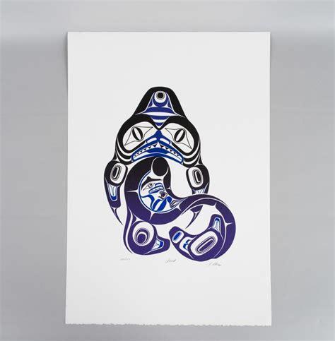 printable haida art 1000 images about haida on pinterest limited edition