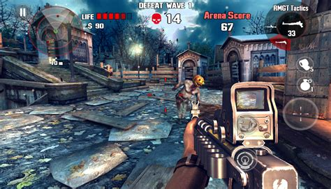 free shooting for android android dead trigger review