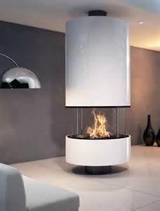 cheminee centrale design