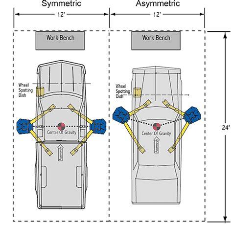 rotary 2 post lifts automotive equipment inc