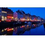 Nyhavn Evening 1440x900 WallpapersNyhavn