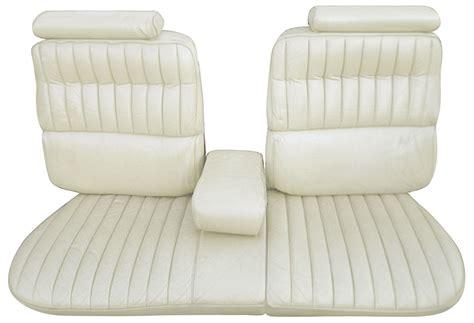 1970 cadillac seat covers pui cadillac seat upholstery 1973 74 eldorado rear seat