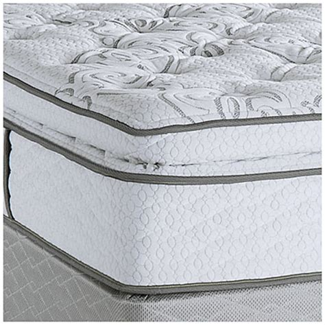 Big Lots Mattress And Box Springs by Serta 174 Sleeper 174 Harmon Pillow Top Mattress Box Set Big Lots