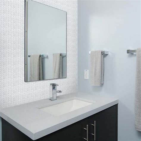 mirrored bathroom wall tiles wholesale natural white shell tiles diamond mother of