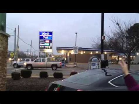 tonight: gas prices go down, competition among gas