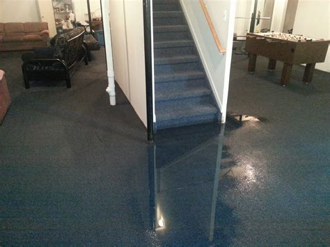 Flooded Basement Cleaning & Restoration Sterling Heights