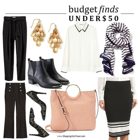 Shopping Budget Finds by Monthly Budget Finds 50 Shoppingmycloset
