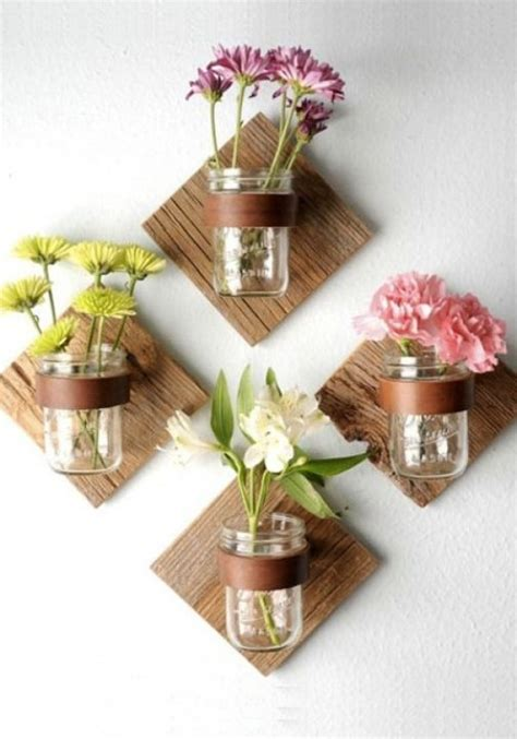recycled home decor projects 17 amazing diy wall d 233 cor ideas transform your home into an abode 101 recycled crafts
