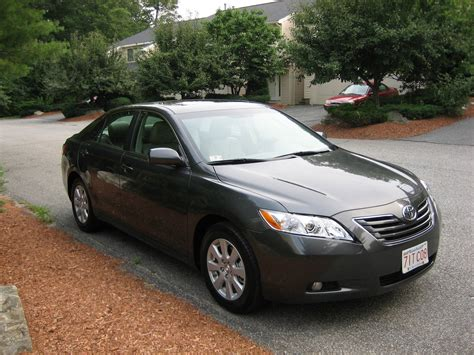What Type Of Does A 2007 Toyota Camry Use File 2007 Toyota Camry Xle 02 Jpg Wikimedia Commons