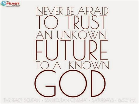 this i trusting your unknown future to a known god books never be afraid to trust an unknown future to a known god