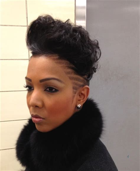 shaved hairstyle for black women shaved hairstyle ideas for black women the style news