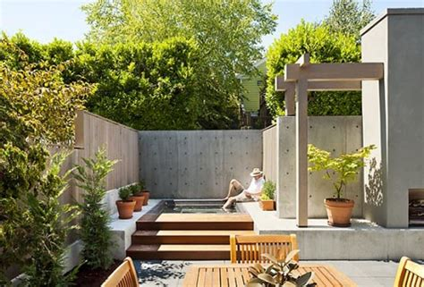 courtyard design pin modern courtyard garden design ideas e1335153250301 a