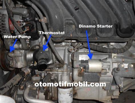 Dinamo Kipas Xenia gambar letak dinamo starter mobil vios limo otomotif mobil