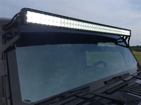 auxbeam light bar review auxbeam 52 inch dual row led light bar jeepmodreview com