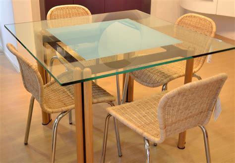 tavolo quadrato vetro tavolo quadrato con top vetro tavoli a prezzi scontati