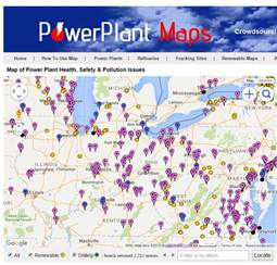 power plants map power plant maps 2015
